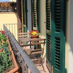 Апартаменты Apartment Certosa Suite балкон