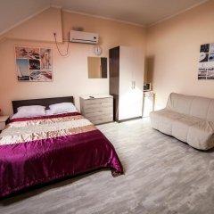 Гостиница Ласточкино гнездо Студия Эконом с разными типами кроватей фото 6