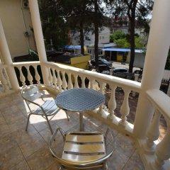 Отель Афина Дивноморское балкон