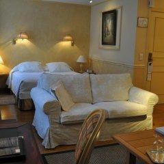 Hotel le Dixseptieme 4* Стандартный номер с различными типами кроватей фото 22