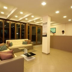 Отель Laguna Boutique Мальдивы, Северный атолл Мале - отзывы, цены и фото номеров - забронировать отель Laguna Boutique онлайн интерьер отеля фото 3