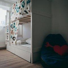 Hostel For You Кровать в общем номере с двухъярусной кроватью фото 35