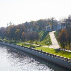 Апартаменты Yaroslavl Centre Apartments in Historical Center Ярославль приотельная территория
