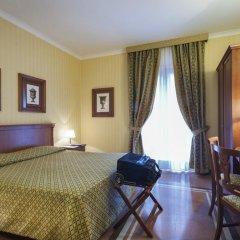 Отель Residenza D'Aragona 4* Улучшенный номер с двуспальной кроватью