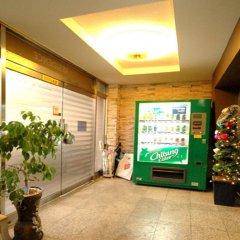 Отель Vestin Residence Myeongdong интерьер отеля