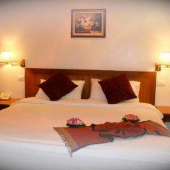 Orchid Garden Hotel 3* Улучшенный номер с двуспальной кроватью фото 15