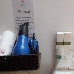 The Flora Boutique Hotel 3* Номер Делюкс с различными типами кроватей фото 4