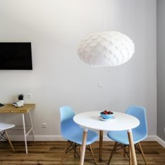 Апартаменты Sanhaus Apartments Студия фото 6