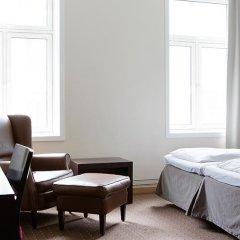 Comfort Hotel Park 3* Стандартный номер с двуспальной кроватью фото 5