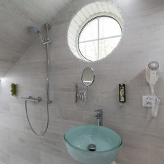 Отель Dworek Admiral ванная фото 2