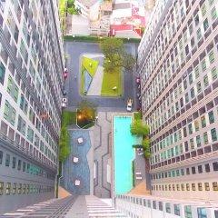 Отель The Base Pattaya by Smart Delight Паттайя спортивное сооружение