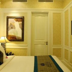 Anpha Boutique Hotel 3* Номер Делюкс с различными типами кроватей фото 11