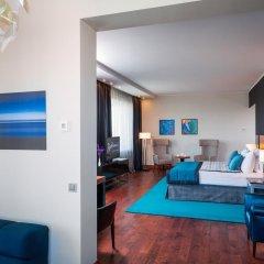Гостиница Radisson Blu Челябинск 5* Президентский люкс с разными типами кроватей фото 4