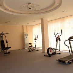 Отель Happy Aparthotel&Spa Солнечный берег фитнесс-зал