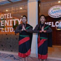 Отель Serenity Непал, Катманду - отзывы, цены и фото номеров - забронировать отель Serenity онлайн интерьер отеля