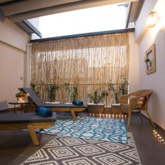 Апартаменты Polis Apartments комната для гостей фото 5