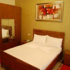 Отель Gjuta Hotel Албания, Тирана - отзывы, цены и фото номеров - забронировать отель Gjuta Hotel онлайн комната для гостей фото 4