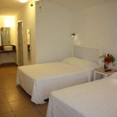 Hotel Olinalá Diamante 3* Стандартный номер с различными типами кроватей фото 6