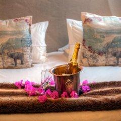Отель Chrislin African Lodge 4* Бунгало с различными типами кроватей фото 4