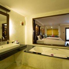 Отель Aonang Princeville Villa Resort and Spa 4* Семейный номер Делюкс с двуспальной кроватью фото 12