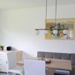 Отель Tischlmühle Appartements & mehr Улучшенные апартаменты с различными типами кроватей фото 24