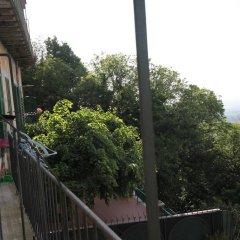 Отель Belvedere Di Roma Италия, Рокка-ди-Папа - отзывы, цены и фото номеров - забронировать отель Belvedere Di Roma онлайн балкон