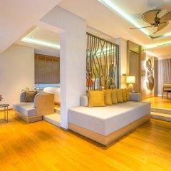Отель Crest Resort & Pool Villas 5* Номер Делюкс разные типы кроватей фото 2