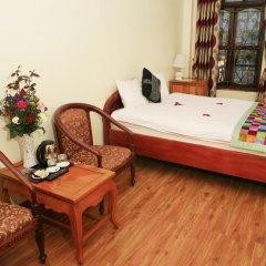 Pinocchio Sapa Hotel - Hostel Номер Делюкс с различными типами кроватей фото 4