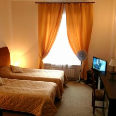 Престиж Центр Отель 3* Стандартный номер с различными типами кроватей фото 9