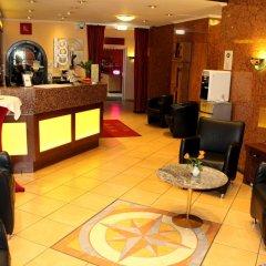 Hotel Wallis интерьер отеля
