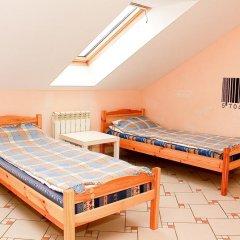 Хостел Х.О. Кровать в общем номере с двухъярусной кроватью фото 27