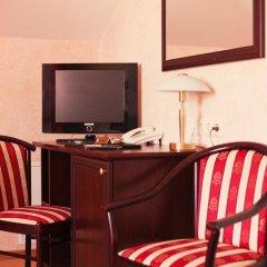 Гостиница Золотая Набережная Номер Комфорт 2 отдельные кровати фото 4