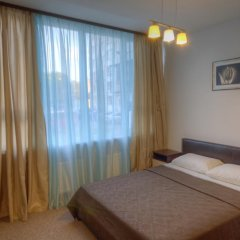 Мини-отель Siesta 3* Студия разные типы кроватей фото 15
