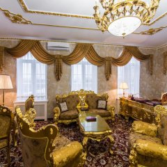 Hotel Petrovsky Prichal Luxury Hotel&SPA 5* Люкс разные типы кроватей фото 7
