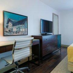 Hotel Indigo Savannah Historic District 4* Стандартный номер с различными типами кроватей