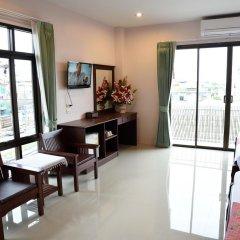 Krabi Phetpailin Hotel 3* Улучшенный номер с различными типами кроватей фото 4