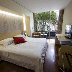 Hotel Kapok - Forbidden City 4* Стандартный номер с различными типами кроватей фото 4