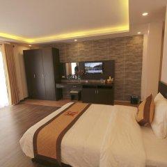 Отель Nguyen Dang Guesthouse Стандартный семейный номер с двуспальной кроватью фото 2