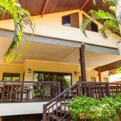 Отель Coco Palm Beach Resort 3* Вилла с различными типами кроватей фото 21