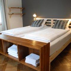 Отель The Bed and Breakfast 3* Стандартный номер с различными типами кроватей (общая ванная комната) фото 13