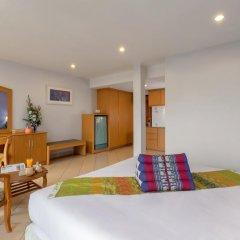 Отель Seven Oak Inn 2* Улучшенный номер с различными типами кроватей фото 6