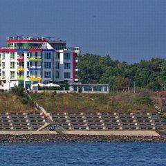 Hotel Elit пляж