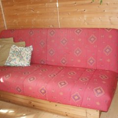 Отель Viking Camping Коттедж с различными типами кроватей фото 15
