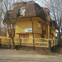 Hotel Ivel Солнечный берег парковка