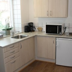 Апартаменты Odense Apartments Апартаменты с 2 отдельными кроватями фото 3