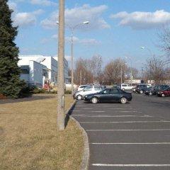 Отель Greenport парковка