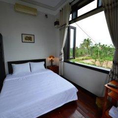 Отель Gia Field Homestay Номер Делюкс с различными типами кроватей фото 3