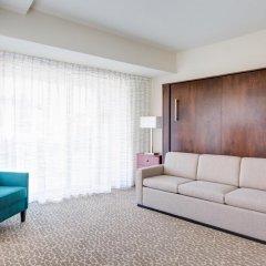 Отель Residence Inn Wahington, Dc Downtown Вашингтон комната для гостей фото 2