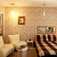Мист Отель Номер Комфорт с различными типами кроватей фото 5
