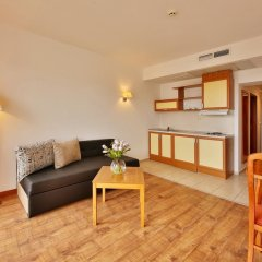 Prestige Hotel and Aquapark 4* Апартаменты с различными типами кроватей фото 12